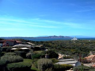 Mediterranean Villa with private pool  facing sea - Liscia di Vacca vacation rentals