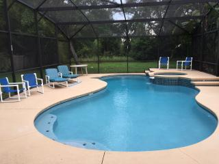 Super Huge Pool Home sleeps 8 - Kissimmee vacation rentals
