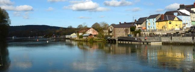 Self-Catering Riverside Apartment for 5 - Caldey - Cardigan vacation rentals