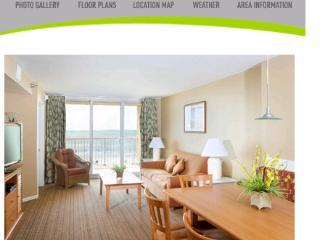 2 bedroom Condo with Television in North Myrtle Beach - North Myrtle Beach vacation rentals