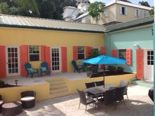 40 king place tropical courtyard - Christiansted vacation rentals