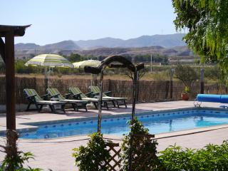 Villa set in breath taking dramatic landscapes - Tabernas vacation rentals