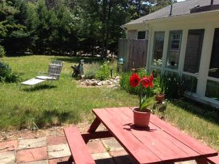 Private Entrance to Sweet Room - Yarmouth Port vacation rentals