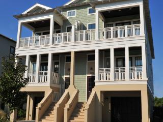 Beautiful Gulf View Home, 100 yards to the Beach! - Inlet Beach vacation rentals
