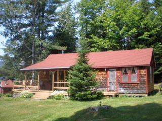 Camp Fires in the Wilderness- The Birches Cabin - Rangeley vacation rentals