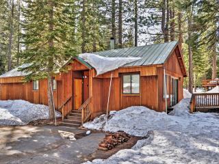 Rustic 2BR Truckee Cabin in Tahoe Donner w/Deck - Truckee vacation rentals