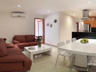 Playa's 5th Ave & 30th St - Newly Remodeled 3 Bedroom Apartment - Pool CDSF2 - Playa del Carmen vacation rentals