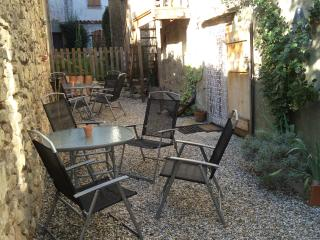 Compact Apartment with Outdoor Space - Quillan vacation rentals