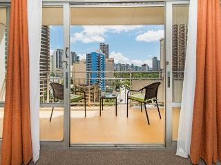 Ilikai Hotel Condo with City View and Full Kitchen - Honolulu vacation rentals