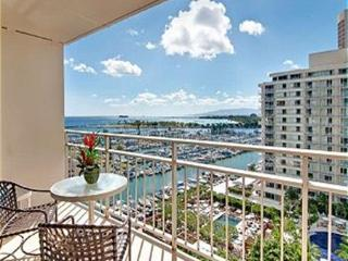 Ocean View Ilikai Condo with Tons of Amenities - Honolulu vacation rentals