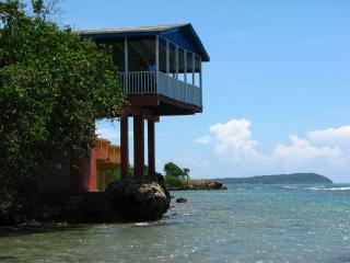 Villa du Soleil Hanging Right Over the Sea - Treasure Beach vacation rentals