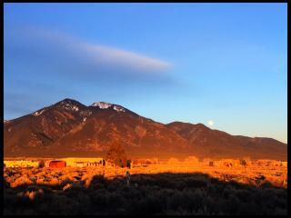 Little Gem with Huge Mountain View - El Prado vacation rentals