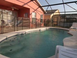 Pink villa at Silver Creek for Disney, Orlando, FL - Four Corners vacation rentals