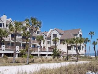 Fripp Island Oceanfront Condo - Free Amenity Cards - Fripp Island vacation rentals
