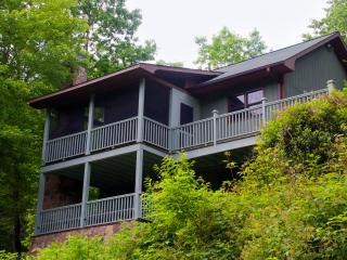 "The secluded, luxury ""RIVERFRONT FISHING COTTAGE"" - Brevard vacation rentals"