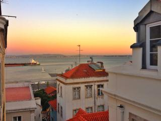 Historical Trendy Alfama, River View, 2min. Metro! - Lisbon vacation rentals