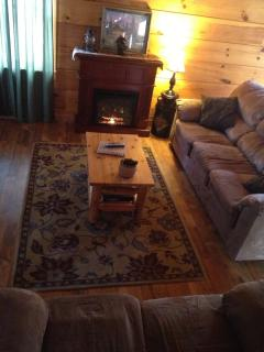 Wild Vines Cabin Vacation Home Rentals, Romantic - Luray vacation rentals