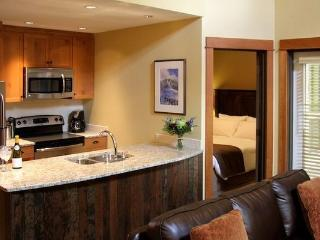 Fernie Timberline Lodges 2 Bedroom Platinum Condo - Fernie vacation rentals