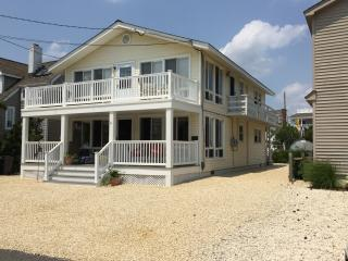 Bright House with Internet Access and A/C - Long Beach Island vacation rentals