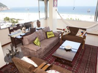 Copacabana Bela Vista - Ocean Front Apartment - Rio de Janeiro vacation rentals