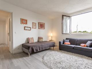 Comfortable Condo with Internet Access and Washing Machine - 19th Arrondissement Buttes-Chaumont vacation rentals