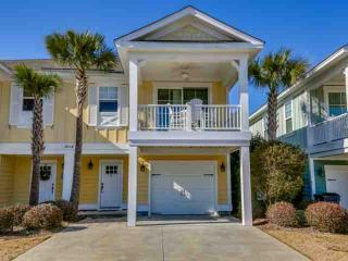 Luxury North Beach Plantation 2BR 2BA/2.5 Acres Pools,Swim Up Bar. Sleeps 8. St. Kitts 5014 #2 - North Myrtle Beach vacation rentals