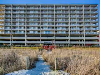 LAST MINUTE DISCOUNT!!Oceanfront UPDATED Sanabel 2BR 2BA Penthouse 708 Sleeps 4 CRESCENT BEACH - North Myrtle Beach vacation rentals