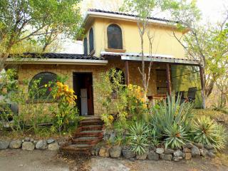 Romantic hillside cottage- great sunset ocean view - Playa Flamingo vacation rentals