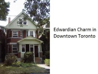 Edwardian Comfort in the Heart of Toronto - Toronto vacation rentals