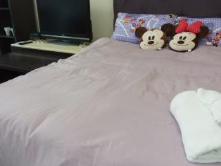 Taichung City 逢甲 一中 旅宿 ★米奇米妮房★ - Taichung vacation rentals
