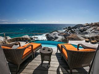 Batu Villa - Ideal for Couples and Families, Beautiful Pool and Beach - Virgin Gorda vacation rentals