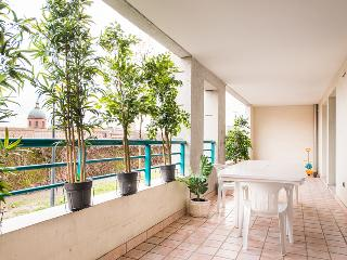 MANUFACTURE Parking Terrace Citycenter - Toulouse vacation rentals