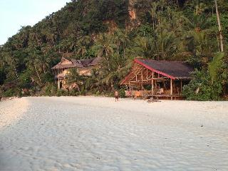 White Beachfront Bungalows 1 - beach view - Buruanga vacation rentals