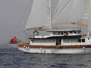 Superbe goélette croisière privée Iles Grecques - Kos Town vacation rentals