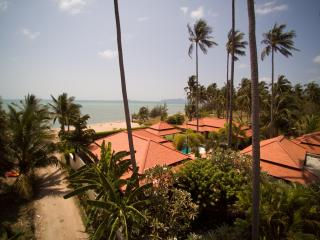 Enchanting Beachfront Retreat, Resident staff, & Private pool - Laem Set vacation rentals