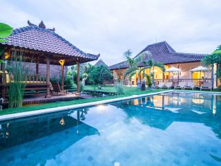 Ethnic 4 BR villa with pool in Umalas - Kerobokan vacation rentals