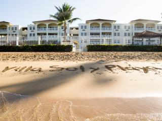 Oceanfront, Villa Sol Y Playa on Corcega Beach!! - Rincon vacation rentals