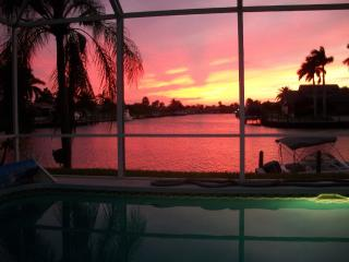 Spectacular Sunsets & Tropical Luxury - Cape Coral vacation rentals