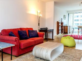 2 bedroom Apartment with Central Heating in Etterbeek - Etterbeek vacation rentals