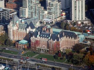 Centrally Located Victoria Downtown Inner Harbour - Victoria vacation rentals