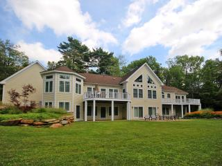 Luxury and Amenities in a Stunning Rustic Setting - Becket vacation rentals