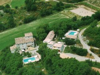 The Apartment on the Casa Vialba Estate - Montone vacation rentals