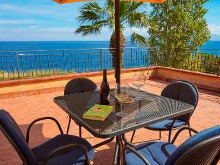 Villa on the sea in Scopello - Castellammare del Golfo vacation rentals