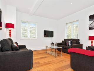 New 2 bed 2 bath directly opposite the station - London vacation rentals