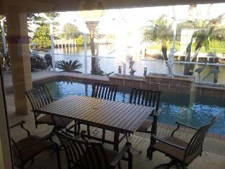 Waterfront with dock and heated pool - Punta Gorda vacation rentals