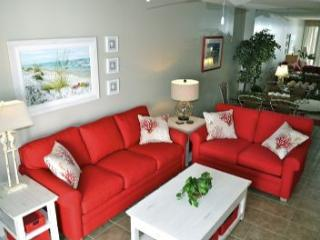 "ON THE BEACH!  ""Beach Blessings"" is our condo's name . . . Come see Why! - Orange Beach vacation rentals"