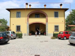 Luxury ex 1800's convent, only weekly. - Galciana vacation rentals