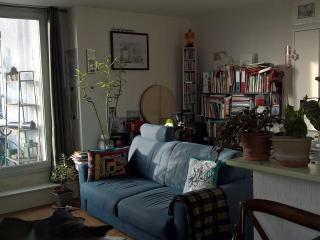 deux pieces ensoleille avec terrasse et vue - Villejuif vacation rentals