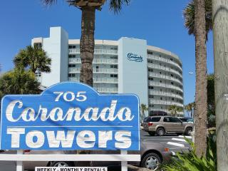 Coronado Towers, New Smyrna - Direct Ocean Front! - New Smyrna Beach vacation rentals