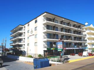 Boardwalk Ocean View balcony 1BR Condo - Ocean City vacation rentals